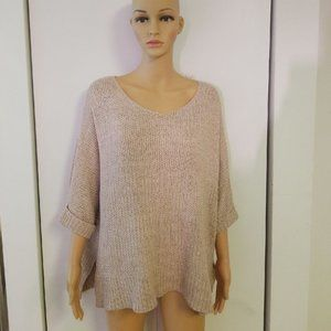 Easel Small Pink Sweater